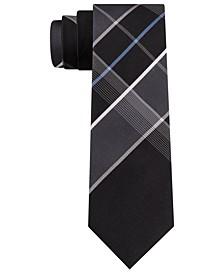 Men's Quincy Panel Plaid Tie