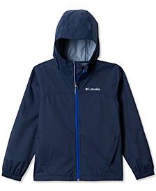 Big Boys Glennaker Hooded Rain Jacket
