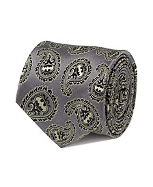 Batman Paisley Men's Tie