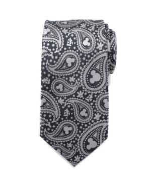 Mickey Mouse Paisley Men's Tie