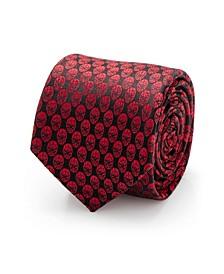 Spider-Man Mask Men's Tie