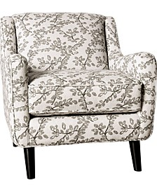 Naru Upholstered Floral Chair