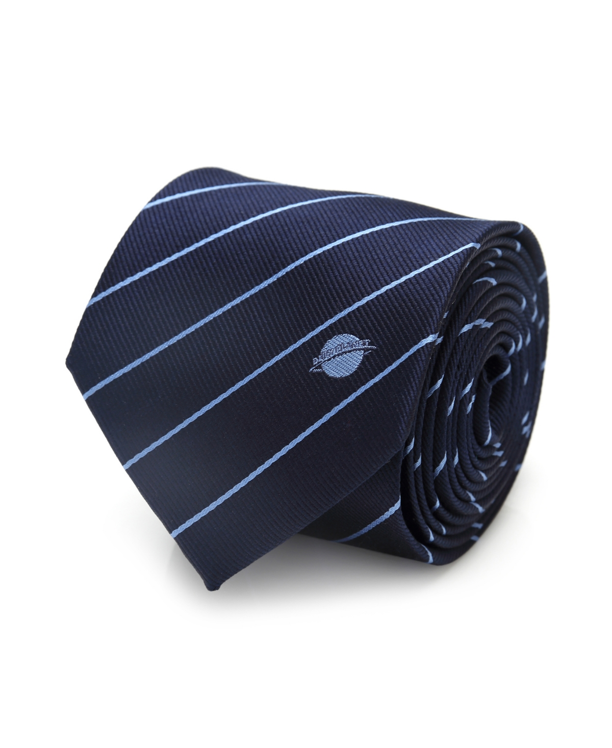 Dc Comics Superman Daily Planet Stripe Men's Tie