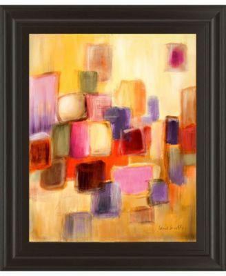 Sonata II by Lanie Loreth Framed Print Wall Art, 22