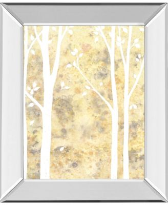 Simple State I by Debbie Banks Mirror Framed Print Wall Art, 22