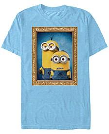 Minions Men's Framed Again Short Sleeve T-Shirt