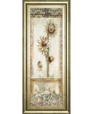 Fiorindo Vita II by Douglas Framed Print Wall Art, 18