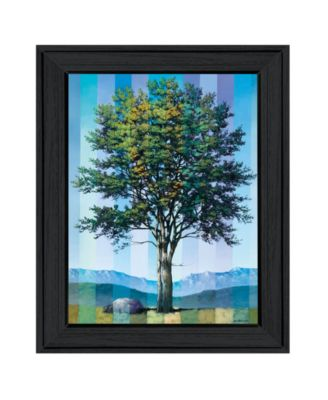 When Love Grows by Tim Gagnon, Ready to hang Framed print, White Frame, 15
