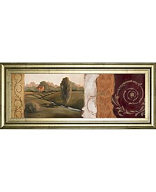 Tuscan Scene Framed Print Wall Art Collection