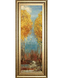 Ginkgo Tree by Asia Jensen Framed Print Wall Art Collection