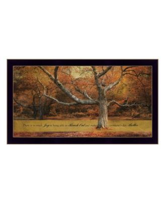 Reach Out by Robin-Lee Vieira, Ready to hang Framed Print, Black Frame, 32