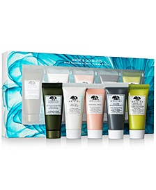 5-Pc. Mask & Go Musts Mask Favorites To Detox, Hydrate & Glow Set