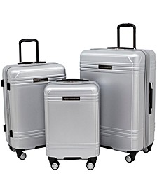 3-Pc. Horizon Expandable Hardside Luggage Set