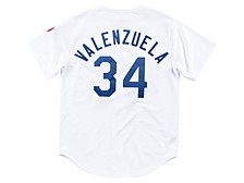Los Angeles Dodgers Men's Fernando Valenzuela Authentic Cooperstown Jersey