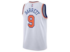 Nike New York Knicks Nba Men's Association Swingman Jersey Rj Barrett