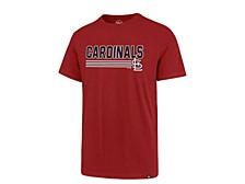 Men's St. Louis Cardinals Line Drive T-Shirt