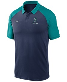 Seattle Mariners Men's Legacy Polo Shirt