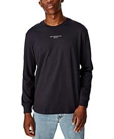Tbar Long Sleeve T-Shirt