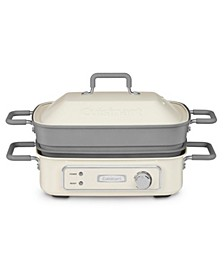 Stack5™ GR-M3 Multi-functional 1400W Grill