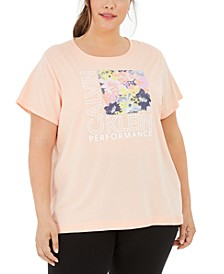 Plus Size Graphic-Print T-Shirt