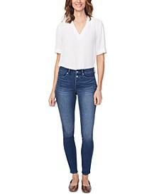 Ami Skinny Tummy-Control Jeans