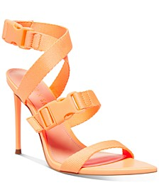 Winnie Harlow x Rum Punch Strappy Sandals