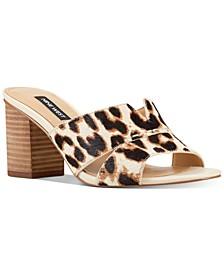 Nicolet Slide Sandals