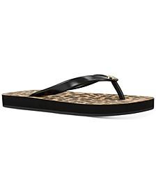 Charize Flip-Flop Sandals