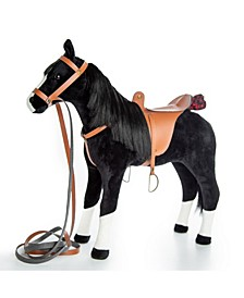 Officially Licensed Little House on The Prairie Western Mustang Inspired Horse Pony Doll Accessory