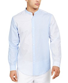 INC Men's Troy Stripe Shirt, Created for Macy's