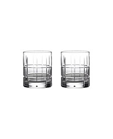 Olann Double Old Fashioned Glasses, Set of 2