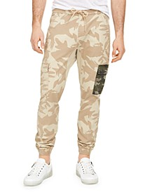 Men's Newman Cargo Joggers, Created for Macy's