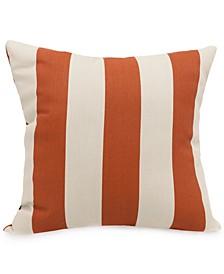 "Vertical Stripe Decorative Throw Pillow Extra Large 24"" x 24"""