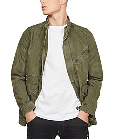 Men's Back Pocket Field Jacket, Created for Macy's