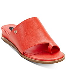 Daz Flat Slide Sandals