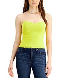 Tube Top Sweater, Created for Macy's