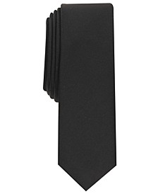 Men's Solid Textured Necktie, Created for Macy's