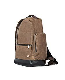 Manhattan Portage Waxed Halsey Backpack