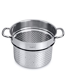 """Collect'N'Cook Stainless Steel 9.5"""" Pasta Insert"""