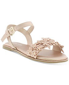 Little & Big Girls Brie Sparkle Dress Sandals