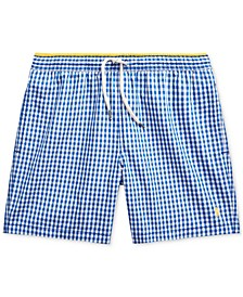 Big Boys Traveler Pony Swim Trunks