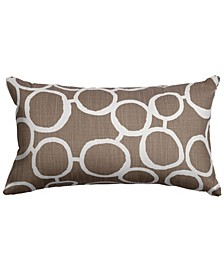 "Fusion Decorative Soft Throw Pillow Small 20"" x 12"""