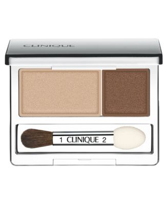 Image of Clinique All About Shadow Duo, 0.07 oz