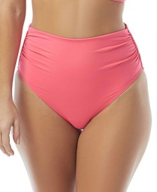 Impulse High-Waist Bikini Bottoms