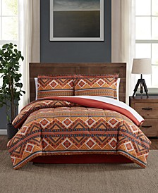 Nevada 8-Piece Comforter Sets