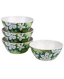 Tropicali 4-Pc. All Purpose Bowls