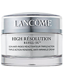 Lancôme HIGH RESOLUTION REFILL-3X Collection
