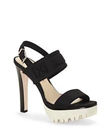 Sarey Platform Sandals