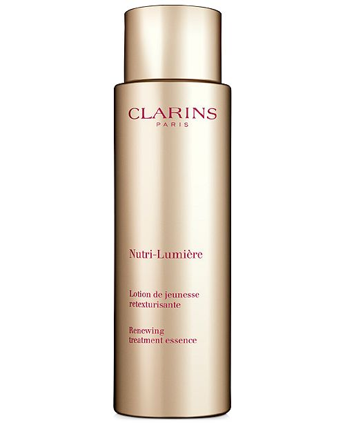 Clarins Nutri-Lumière Treatment Essence, 6.7-oz.
