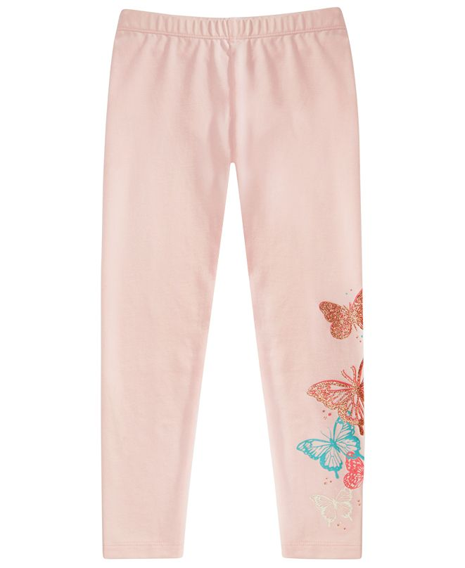 Epic Threads Toddler Girls Butterfly-Print Leggings, Created for Macy's